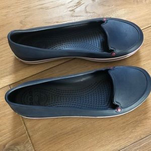 Brand new crocs loafers